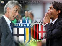 Live Parma vs Milan, diretta Serie A