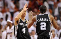 Revanchards, les Spurs corrigent le Heat !