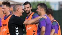 """Paco Herrera: """"Esta semana habrá dos o tres incorporaciones"""""""