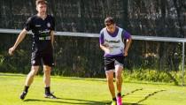 """Juan Villar: """"Mi objetivo personal es ascender con el Real Valladolid"""""""