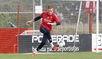 El Sporting de Gijón no cuenta con Alberto García