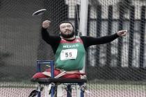 Lanzador Erik de Santos afronta última etapa de preparación previa a Paralímpicos