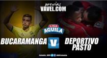 Atlético Bucaramanga vs. Deportivo Pasto: un duelo de viejos conocidos