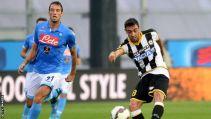 Victoria por la mínima del Udinese