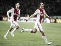 El Ajax golpea primero ante el Legia