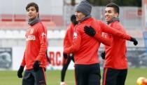 El Atlético, con Godín y sin Savic ante el Getafe