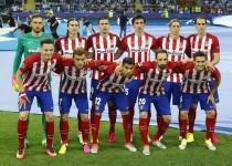 Seis jugadores del Atlético en el equipo de la temporada