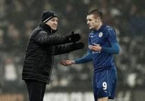 Jamie Vardy niega los rumores sobre la revuelta contra Ranieri