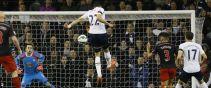 Tottenham 3 - 2 Swansea: Late Swansea surge not enough for draw at White Hart Lane
