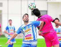 Antonio Pino refuerza la delantera del Atlético Astorga