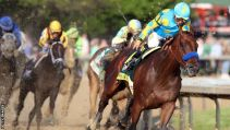 American Pharoah Reigns Victorious As Victor Espinoza & Bob Baffert Win Kentucky Derby Again