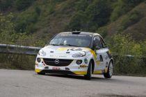 Esteban Vallín y el Opel Adam logran el Campeonato de España de R2