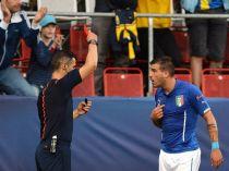 Italia se estrena en el Europeo haciéndose el sueco