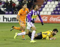 Deportivo Alavés - Real Valladolid: rodaje antes de la montaña