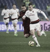 Roma-Milan, finisce 0-0 all'Olimpico