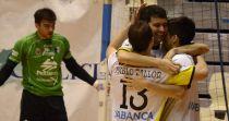 Última victoria en casa de Santiago Futsal