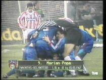 La vista atrás: Sporting - Steaua Bucarest 1991