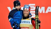 Sci di Fondo - Lillehammer, rimonta vincente di Sundby