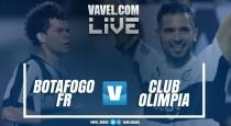 Resultado Botafogo x Olimpia pela Copa Libertadores 2017 (1-0)