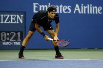 Us Open, passeggia Federer