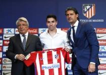 """Gaitán: """"Espero estar a la altura del Atlético de Madrid"""""""