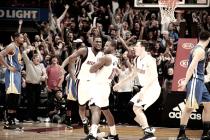 NBA - Waiters superstar e Miami graffia Golden State, tonfo Houston a Milwaukee
