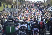 Het Nieuwsblad : Van Avermaet au sprint