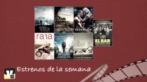 Estrenos de cine: 24 de marzo