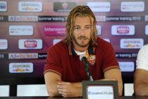 """Balzaretti confessa: """"Possibilità che questo dolore mi rimanga per sempre"""""""