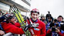 Falun 2015, Staffetta maschile: Northug porta la Norvegia all'oro, Italia sesta