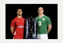 Irlanda y Gales cierran la primera fecha del Seis Naciones
