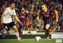 FC Barcelona - Valencia CF: juez por la Liga