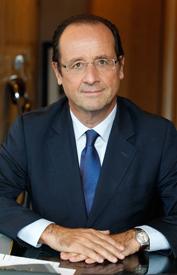 François Hollande: la normalidad estudiada