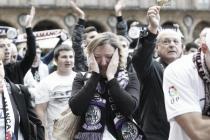 Emotiva despedida a la Unión Deportiva Salamanca