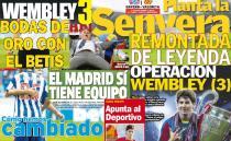 Las portadas del 19 de septiembre de 2012