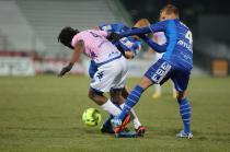 Troyes continue d'y croire, Evian TG flanche au plus mauvais moment