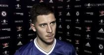 """Hazard: """"Siempre es bueno anotareste tipo degoles contra equipos grandes"""""""