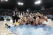 Herbalife Gran Canaria hace historia y conquista la Supercopa Endesa