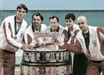Copa Davis: Última final de Croacia