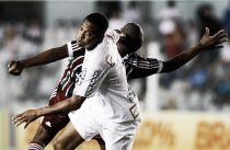 Robinho lamenta derrota para o Fluminense, mas ainda acredita em vaga para Libertadores