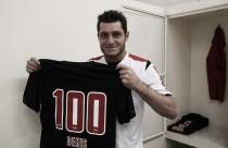 """Denis comemora marca de 100 jogos pelo São Paulo: """"Foi um momento único"""""""