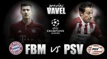 Bayern Munich - PSV: a por el segundo puesto