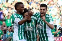 Fotos e imágenes del Betis 1-0 Valencia, jornada 23 de la Liga BBVA
