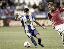 Análisis Deportivo-Alavés: El Dépor jugó contra viento y marea y terminó hundiéndose