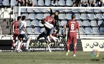 Getafe y Tenerife dan la vuelta a la clasificación