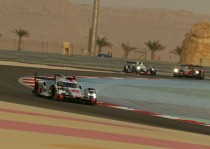 FIA WEC: No. 7 Audi Fastest In Thursday Practice At Bahrain