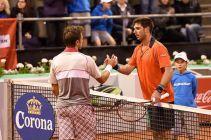 ATP: a Ginevra cadono i favoriti, a Nizza bene Thiem e Isner