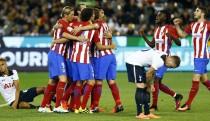 El Atlético empieza fuerte su expedición por Australia
