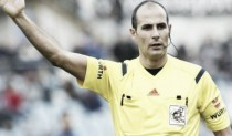 Álvarez Izquierdo pitará el derbi andaluz