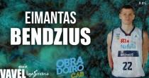 Eimantas Bendzius: la metralleta lituana